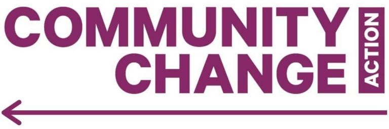 community change action logo