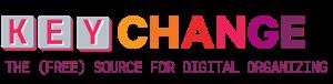 KeyChange | Logo + Caption